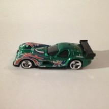 1997 Hot Wheels PANOZ GTR-1 #1040 Green  - $7.87