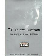 """G"" Is For Grafton: Sue Grafton & Kinsey Milhone Biography ~ HC/DJ 1st E... - $14.99"