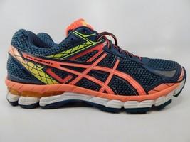 Asics Gel Indicate Size 10 M (B) EU 42 Women's Running Shoes Navy Blue T565Q