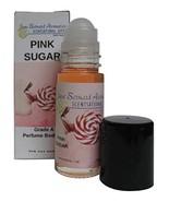 Jane Bernard Offers An Impression Perfume Body oil for Women_PINK SUGAR ... - $22.71