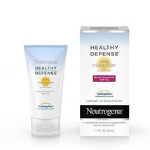 Neutrogena Healthy Defense Daily Vitamin C & Vitamin E Face Moisturizer,... - $28.07