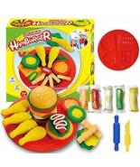 Fantarea Colour Dough Toys Color Clay Toys Set Plasticine Color Dough Pl... - $11.14