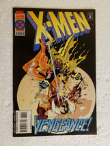 1994 X-Men Comic Book # 38 Gambit Sabertooth 1991 Series - $6.49