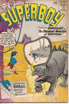 DC Superboy #87 Thought Monster From Krypton Smallville Clark Kent Adven... - $9.95