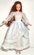 Barbie Doll Swan Lake Teresa As Fairy Queen Blue Eyes Long Red Hair Redr... - $9.99