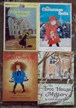 4 books by Carol Beach York Good Charlotte, The Christmas Dolls, The Wit... - $7.50