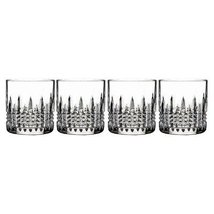 Lismore Diamond Straight Sided Tumbler (Set of 4) - $200.00