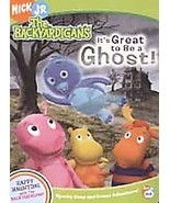 The  Backyardigans - It's Great To Be A Ghost VD Nick Jr. - $8.95