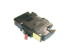 FEDERAL PACIFIC 15 AMP SINGLE-POLE CIRCUIT BREAKER  MODEL NC115 (3 AVAIL... - $14.99