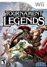Tournament of Legends (Nintendo Wii, 2010) - $3.96