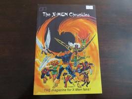 THE X-MEN CHRONICLES #1 FantaCo Enterprises 1981 NM 9.0 - $7.21