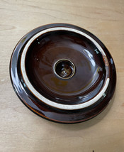 Vintage McCoy 9189 Pot with lid and handles image 5