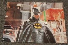 Captain America Comic Book Double Sided Poster Marvel DC Batman Returns ... - $7.91