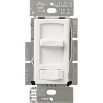 Lutron Skylark Contour 1.5-Amp Single-Pole/3-Way Quiet 3-Speed Fan Control - $49.47