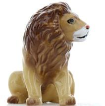 Hagen Renaker Miniature Lion Ceramic Figurine image 1