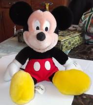Walt Disney World Mickey Mouse Plush - $14.95