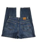 Ralph Lauren Polo Jeans Co 67 Loose Blue Jeans Men's 34x32 Actual 34x31 - $24.74