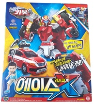Hello Carbot Ace Rescue X Transformation Action Figure Toy image 7