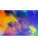 Meditation Art,  Peace Art, Yoga Art - Wealth -   Quality A4 Print - $23.00