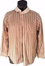 Liz Claiborne Women's Striped Shirt Size 8, (D1) - $12.16