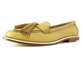 TODs Gelbe Leder Halbschuhe, Damenschuhe Größe US 6,5 / EU 36,5 - $348.42