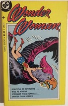 WONDER WOMAN  (1979) DC Comics Tempo B&W pb - $9.89