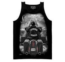 DGA David Gonzales Art Ride or Die Stairway To Heaven Tattoo Mens Tank T... - ₹1,905.50 INR+
