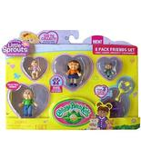 Cabbage Patch Kids Little Sprouts Friends Set 8 Pack Numbers 11 36 45 46... - $17.77