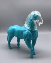 BoonVelvet She Headless Horse Vinyl Sofubi Kaiju Designer Toy image 1