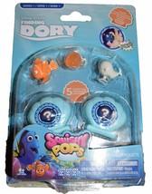 3 Disney Pixar Squishy Pops 5 Figure Packs - $21.67
