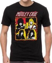New MOTLEY CRUE Fire & Wire T Shirt   - $22.76+
