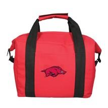 Arkansas Razorbacks NCAA Soft Sided 12-Pack Cooler Bag, NWT - $24.83