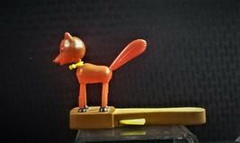 Vintage TM Dancing Collapsing Fox Toy British Patent Made in Hong Kong - $14.99