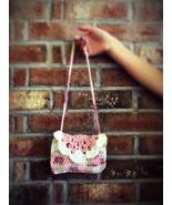 Crochet small children's purse - $15.00
