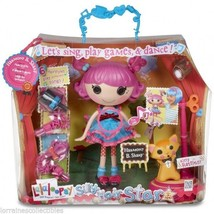 Lalaloopsy Doll Harmony B. Sharp Silly Hair Star Sings and Dances SEALED... - $56.09