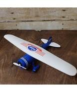 Vintage Kroger Diecast Airplane Prop Plane - Very Rare - $145.08