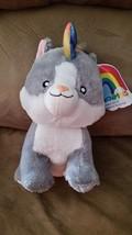 "Unicornimals Cat Brand New Plush Stuffed Animal w/ Tags 11"" Sugar Loaf - $11.99"