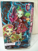 "NEW MONSTER HIGH VENUS MCFLYTRAP GLOOM AND BLOOM 10"" DOLL  - $67.57"