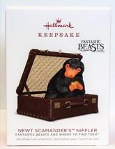 2018 Hallmark Newt Scamander's Niffler Fantastic Beasts Christmas Ornament - $32.90