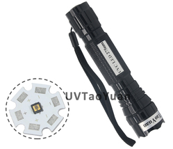 High Power UVC LED Torch 280nm 10-18mW - $206.00