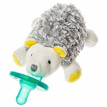 WubbaNub Lily Llama Soft Stuffed Animal Baby Pacifier Indent Mary Meyer 43062