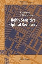 Highly Sensitive Optical Receivers (Springer Series in Advanced Microelectronics image 1