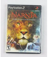 PlayStation 2 Chronicles of Narnia The Lion the Witch and the Wardrobe PS2 - $7.92