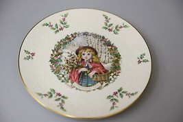 Vintage Royal Doulton annual Christmas holiday collectors plate 1978 hol... - $31.31