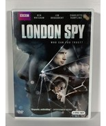 London Spy DVD BBC 2 Discs Episodes 1 to 5 Special Feature 2016 - $5.93