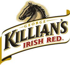Killians Irish Red T-shirt beer Ireland Guiness 100% cotton graphic printed tee image 2
