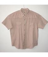 Vintage Paul Frank Mens Department XL Western Hipster Rockabilly Shirt S... - $16.82