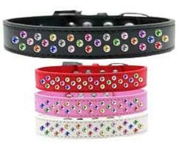 Confetti Crystals Sprinkles Dog Collar - $16.82+
