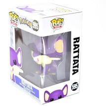 Funko Pop! Games Pokemon Rattata #595  Vinyl Figure image 2