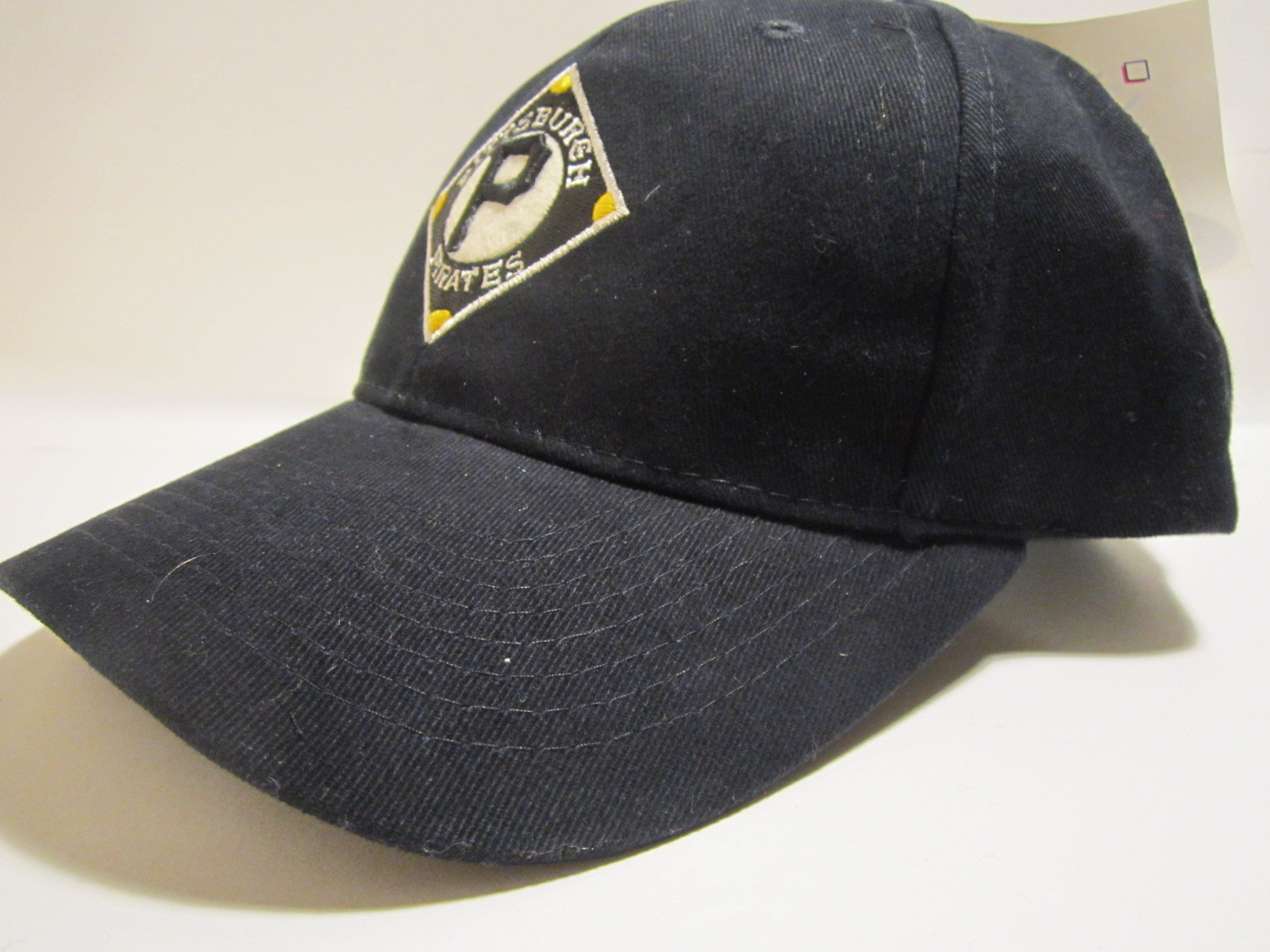 "Pittsburgh Pirates Vintage Late '90's MLB  ""3-D Diamond"" Cap (New) / D. Pearson for sale  USA"